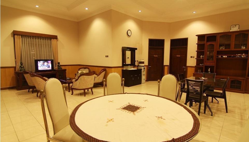Omah Lawas Homestay Yogyakarta - Lobby