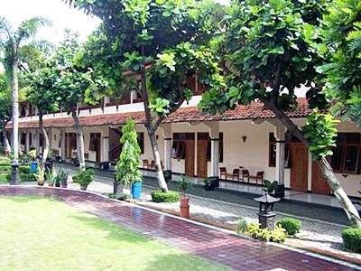 Hotel Galuh Prambanan - Eksterior