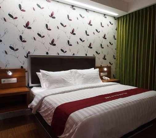 Hotel Bed andBreakfast Surabaya - Kamar Deluxe Regular Plan