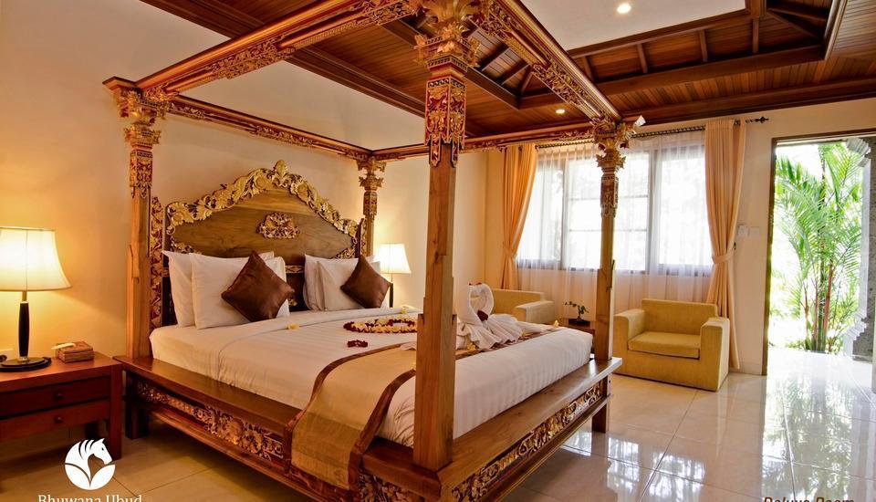 Bhuwana Ubud Hotel Bali - Kamar Duluxe