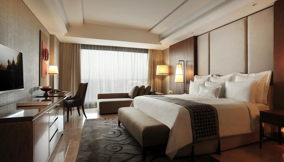 Hotel Tentrem Yogyakarta - Deluxe Satu Bed Besar