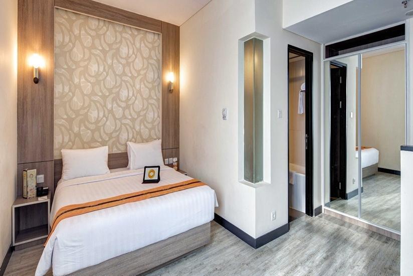 Oria Hotel Jakarta - Deluxe Regular Plan