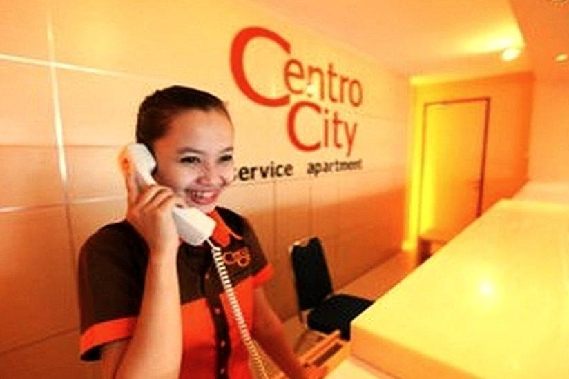 Centro City Service Apartment Jakarta - Receptionist