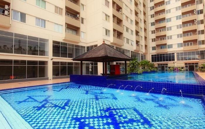 Centro City Service Apartment Jakarta - Outdoor Pool