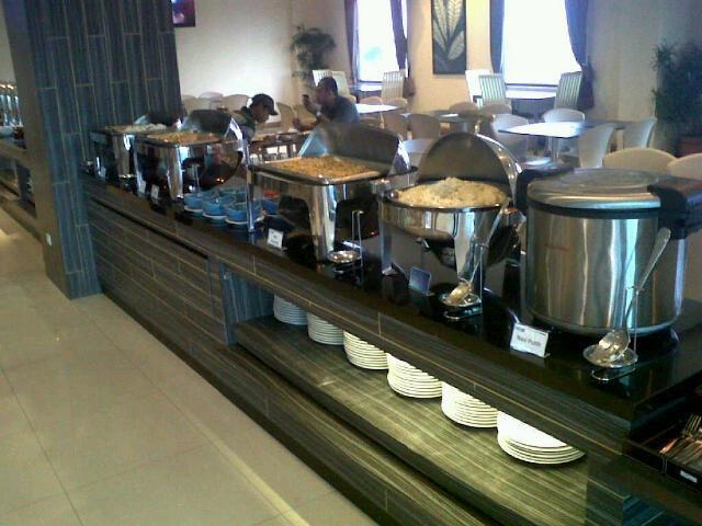 Hotel 88 Mangga Besar VIII Jakarta - Buffet Breakfast