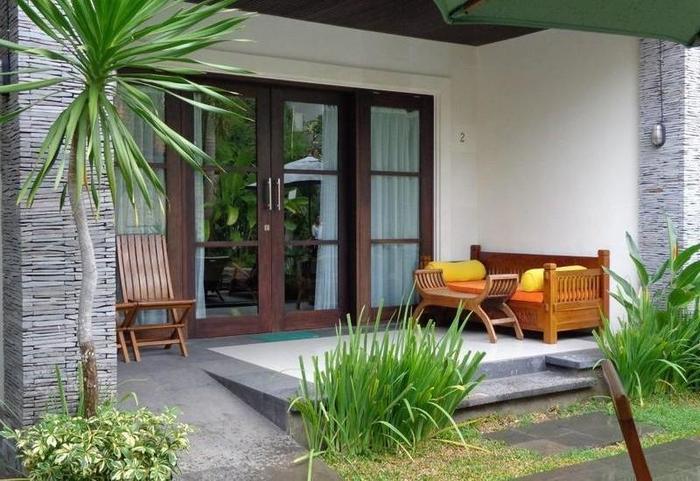 Amansari Villa Bali - front