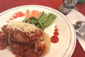Hotel Bandara Syariah  Bandar Lampung - Chicken Steak